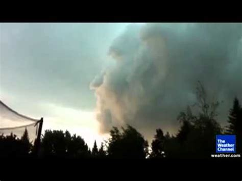 wow! a face in the clouds youtube