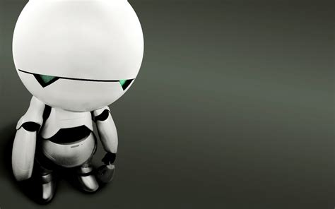 marvin the paranoid android marvin the paranoid android hd wallpapers hd wallpapers backgrounds photos pictures image pc