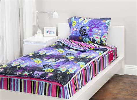 Zippered Bedding by Forest Zipit Bedding Set Zipit Bedding Is America