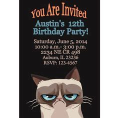 grumpy cat party ideas one charming party birthday 1000 images about grumpy cat birthday on pinterest