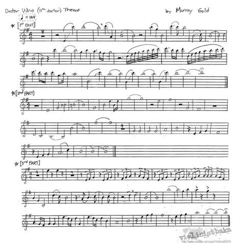 theme music dr who 17 best images about dr who sheet music on pinterest dr