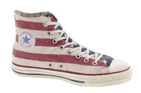 converse american flag sneakers american flag converse by varvatos chuck