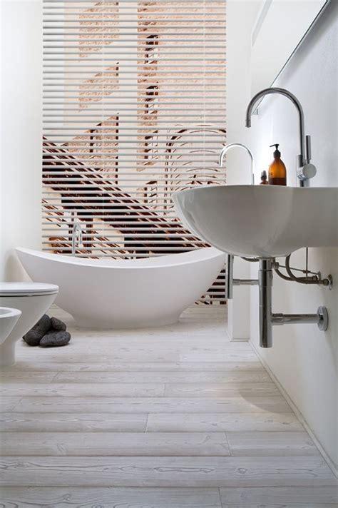 bad mit tapete fishzero wasserfeste tapete dusche verschiedene
