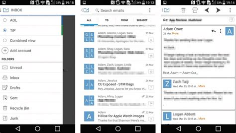 mobile live mail 10 best mobile email apps you need to check out