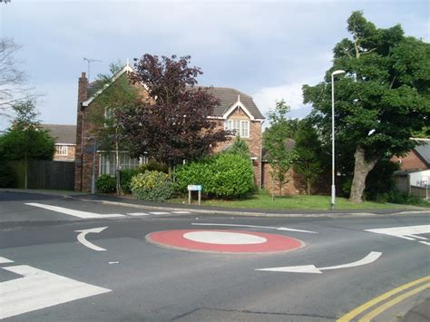 Design Ideas For Foyers File Mini Roundabout In Staining Geograph Org Uk