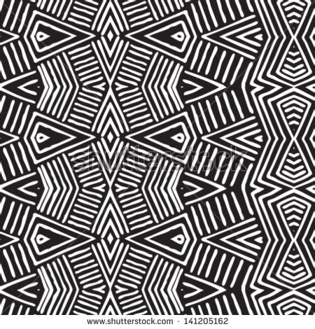 african patterns black and white vector african pattern stock images royalty free images