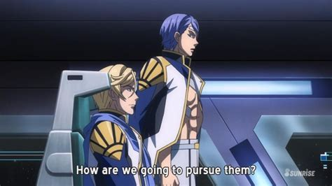 Gundam Mobile Suit 56 fansub review manko mobile suit gundam iron blooded