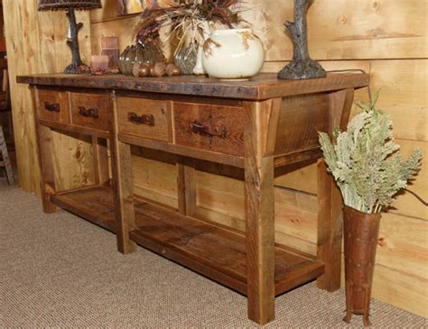Small Dining Room Hutch by Barnwood Furniture Sideboard With Shelf Reclaimed Wood