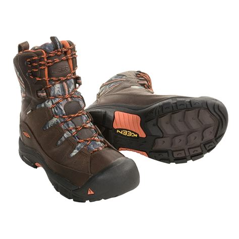 mens keen snow boots keen summit county winter boots for 1690j save 30