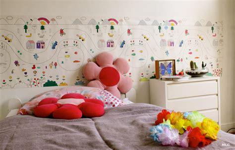 papier peint pour chambre enfant papier peint enfant archives le d 233 co de mlc