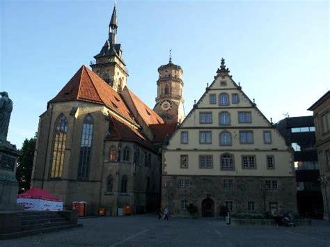 stuttgart church collegiate church of the holy cross stiftskirche
