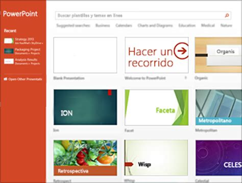 new design powerpoint 2010 novedades de powerpoint 2013 powerpoint