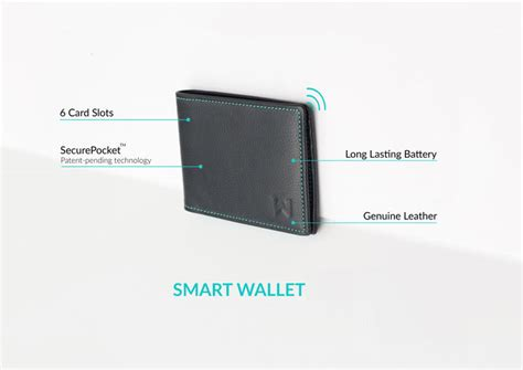 Smart Wallet walli smart wallet with timer bluetooth smart features