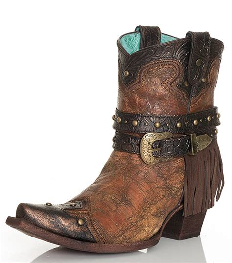 corral boots fringe 12 pairs of fringe cowboy boots horses heels