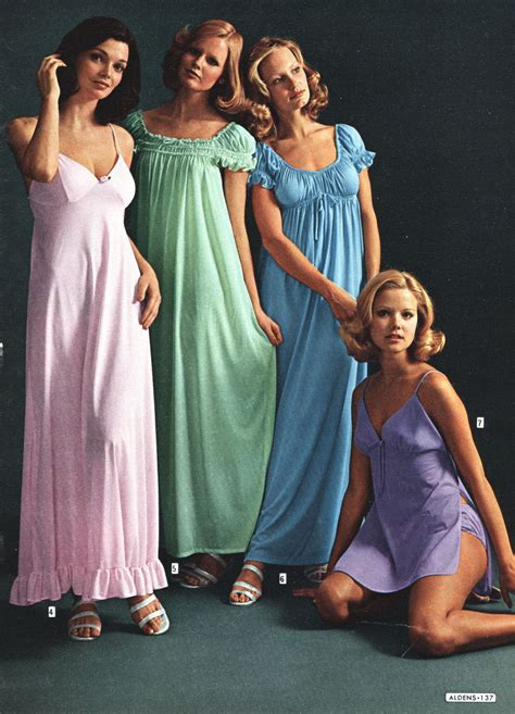Catalogs #22: Women's Sleepwear   Miriam L. Blackburn life