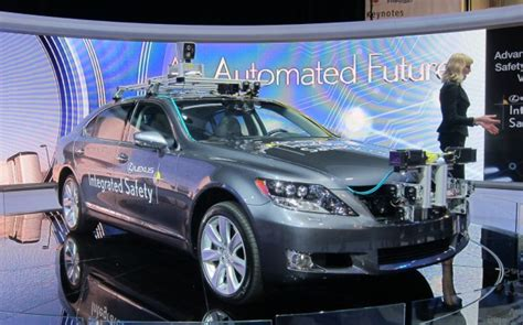 usa prepares  world  autonomic cars