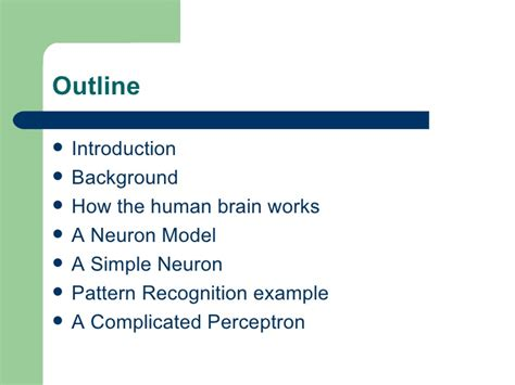 pattern recognition course outline neuralnetwork 101222074552 phpapp02