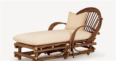 rustic outdoor chaise lounge go rustic bent willow chaise lounge chair