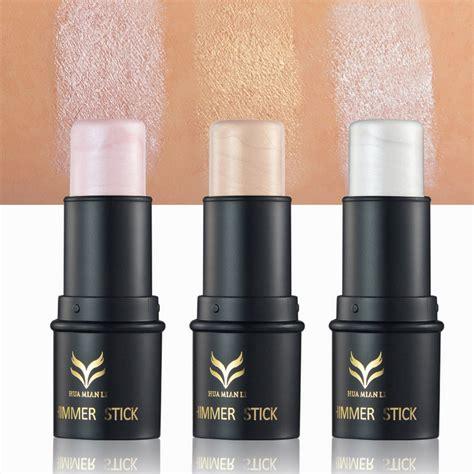 Lipstick Powder N Paint Is Moving Lipstick Powder N Paint by Paguma Makeup Highlighter Stick Shimmer Highlighting