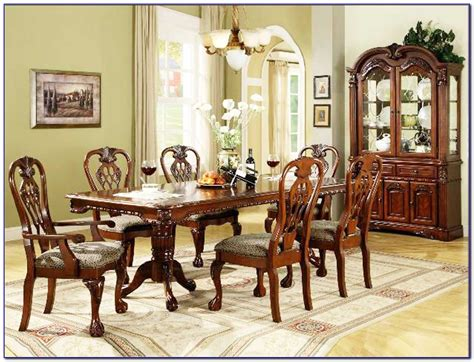 formal dining room sets formal dining room sets ebay dining room home decorating ideas g5wmreyzm6