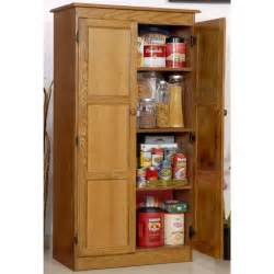 furniture large wood freestanding pantry cabinet with