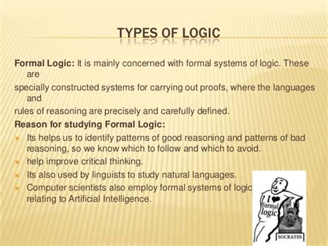 logic and critical thinking ppt year fall sem the