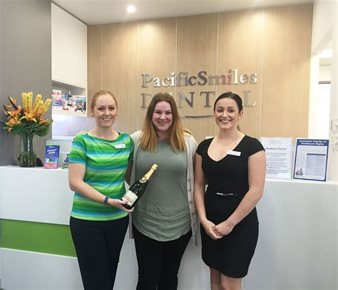 capalaba dentists  patients pacific smiles
