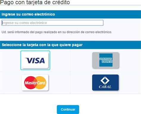 american express pago de tenencia arba pagar impuesto inmobiliario con tarjeta de cr 233 dito