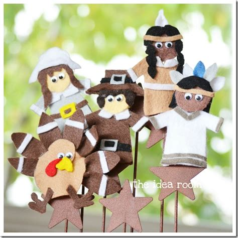 Thanksgiving Craft Finger Puppets The Idea Room Thanksgiving Finger Puppet Templates