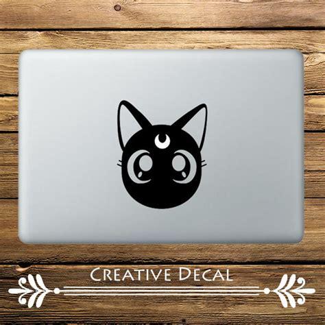 Apple Mac Book 13 Decal Anime Geisha sailor moon cat anime vinyl laptop sticker for apple macbook decal pro air retina 11 quot 12 13 quot 15