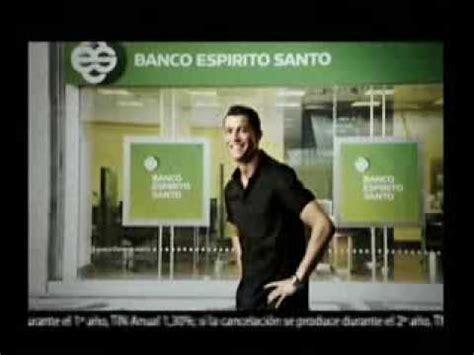 cristiano ronaldo banco espirito santo anuncio cristiano ronaldo banco espirito santo