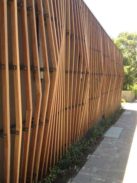 15 wooden fence ideas woodz