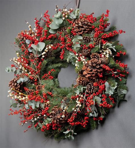 best 25 red berry wreath ideas on pinterest berry