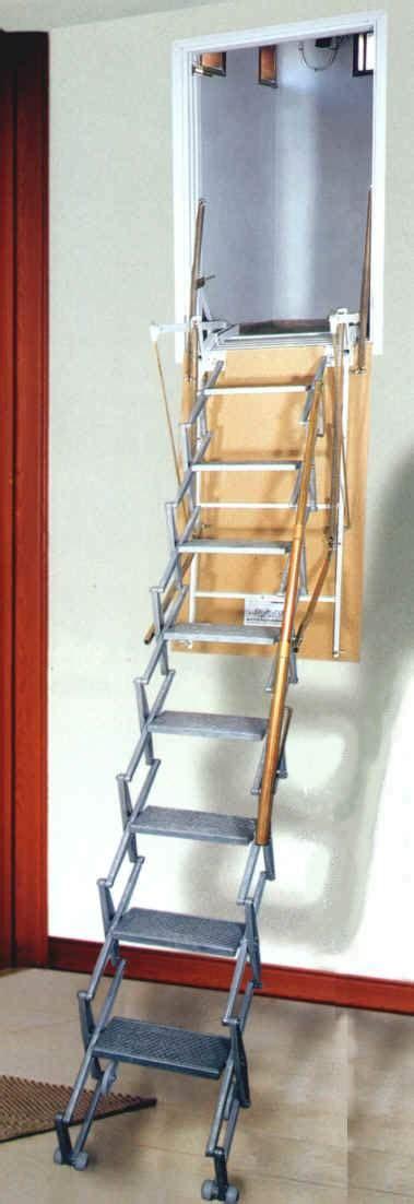 scala a scomparsa per soffitta scale soffitta a scomparsa casamia idea di immagine