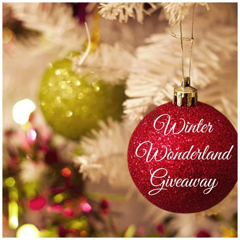 Winter Giveaway - winter wonderland giveaway diary of a debutante