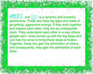 aries relationships compatibility