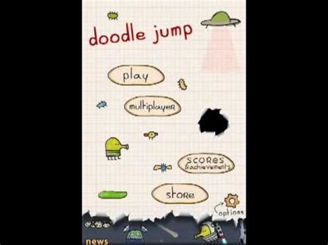 doodle jump score doodle kingdom now available on ios devices worldnews