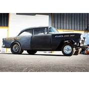 Gasser For Sale 1955 Chevy NHRA REAL BARN FIND Drag Car