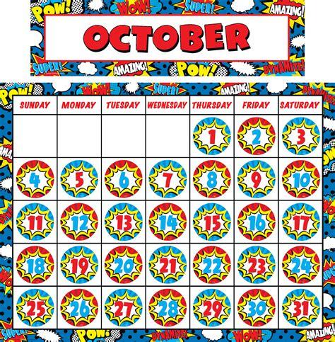 Set Calendar Calendar Set Tcr9540 Created Resources