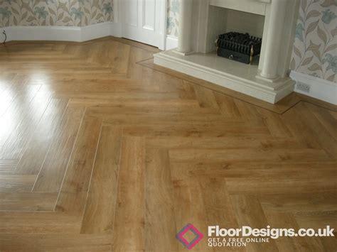 1 oak flooring designs traditional feel with karndean herringbone designs