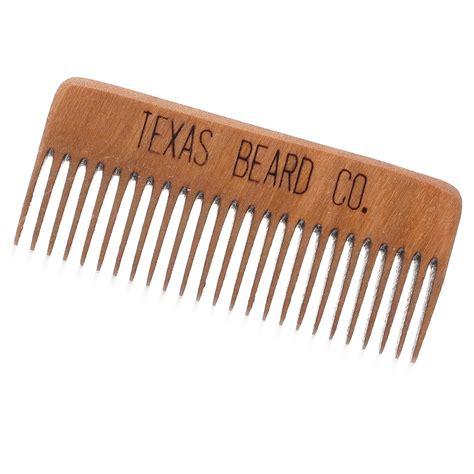beard combs texas beard co mustache comb