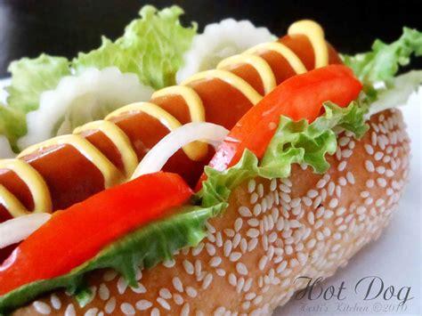 cara membuat hot dog roti tawar hesti s kitchen yummy for your tummy hot dog