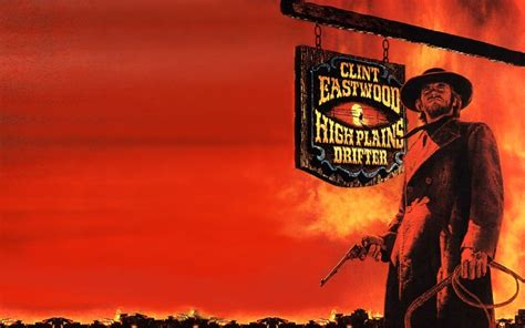 film cowboy clint eastwood subtitle indonesia 5 high plains drifter hd wallpapers background images
