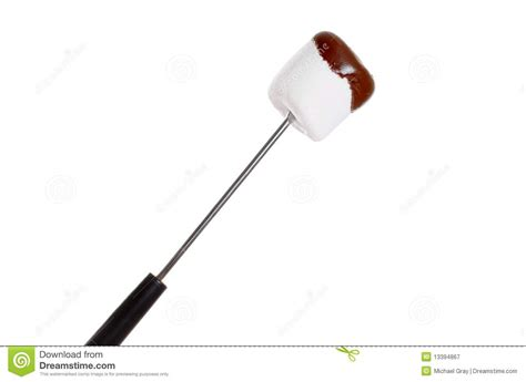 Choco Fondue Choco Stick chocolate covered marshmallow on fondue stick royalty free stock photography image 13394867