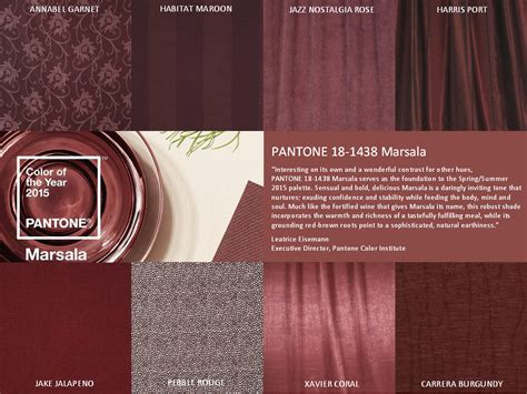 2015 pantone color of the year pantone elektra prendas