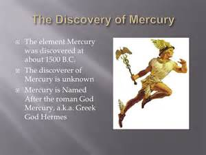 Who Is Named After Mercury
