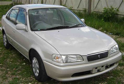 toyota sprinter 1999 review amazing pictures and images