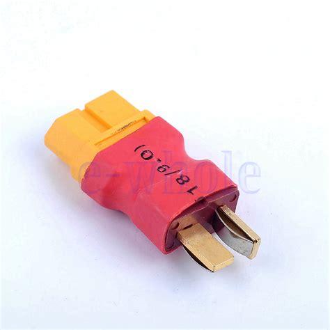 Dijamin Xt60 To Dean Style T Connector Conversion xt60 buchse auf t dean stecker conversion stecker f 252 r akku