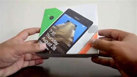nokia lumia 735 unboxing and first impressions youtube nokia lumia 730 unboxing youtube