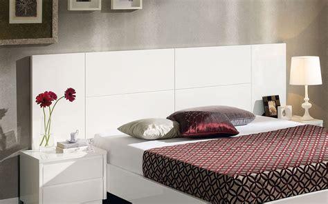 cabezales de cama de matrimonio cabeceros de cama de matrimonio moderno blanco logela
